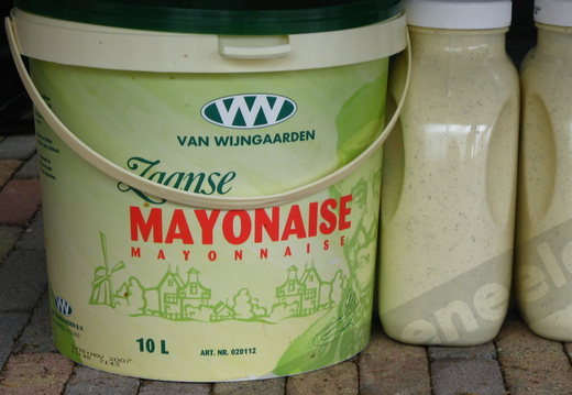 IMG 4260 - Whole basked to Zaanse Mayonaise